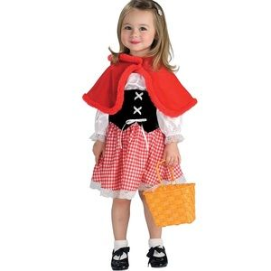 Little Red Riding-hood Costume